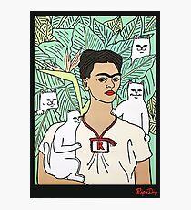 Ripndip Frida Photographic Print