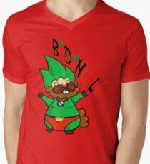 Bidingle! Men's V-Neck T-Shirt