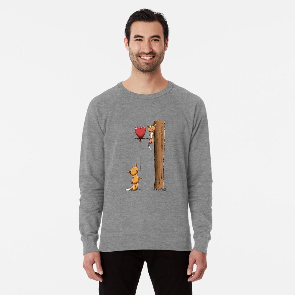 Valentine Possums Lightweight Sweatshirt
