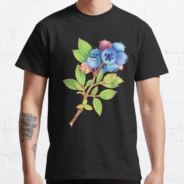 Wild Maine Blueberries Classic T-Shirt