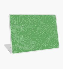 Contour Map V5 Laptop Skin