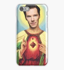 Holy Benedict iPhone Case/Skin