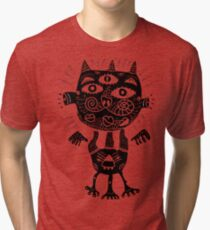 Some type of a cat Tri-blend T-Shirt
