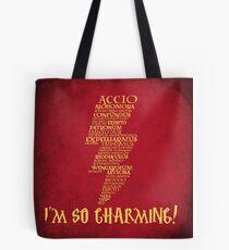 I'm So Charming!-2 Tote Bag