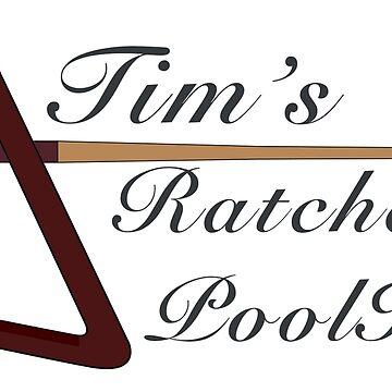 Tim's Ratchet Pool Hall, Classy by AnnabelsBelongs