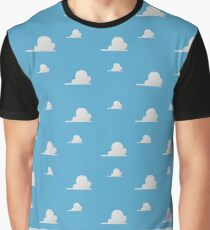 Toy Story Clouds  Graphic T-Shirt