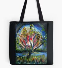 Joyful Landscape Tote Bag