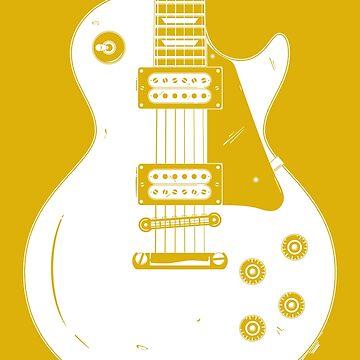 Les Paul Gold Top by Jason