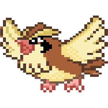 Pidgey by mikeshinoda