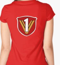 Lightspeed Rescue - Rescue 1 Women's Fitted Scoop T-Shirt