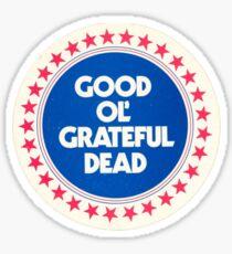 Good Ol' Grateful Dead Sticker