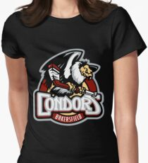 bakersfield condors jersey Womens Fitted T-Shirt