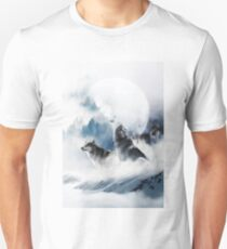 Werewolves #redbubble #lifestyle Unisex T-Shirt