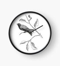 Hallway Bird Clock