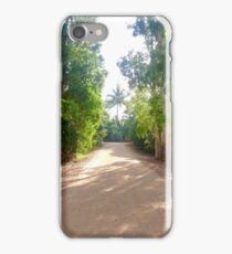 Rain Forest walk  iPhone Case/Skin