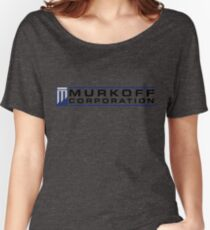 Murkoff Corp. Women's Relaxed Fit T-Shirt
