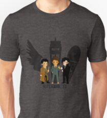 Superwholock Slim Fit T-Shirt