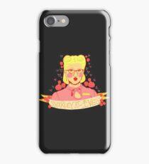 Aren't You a Lucky Boy? iPhone Case/Skin