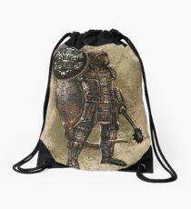 Argonian Drawstring Bag