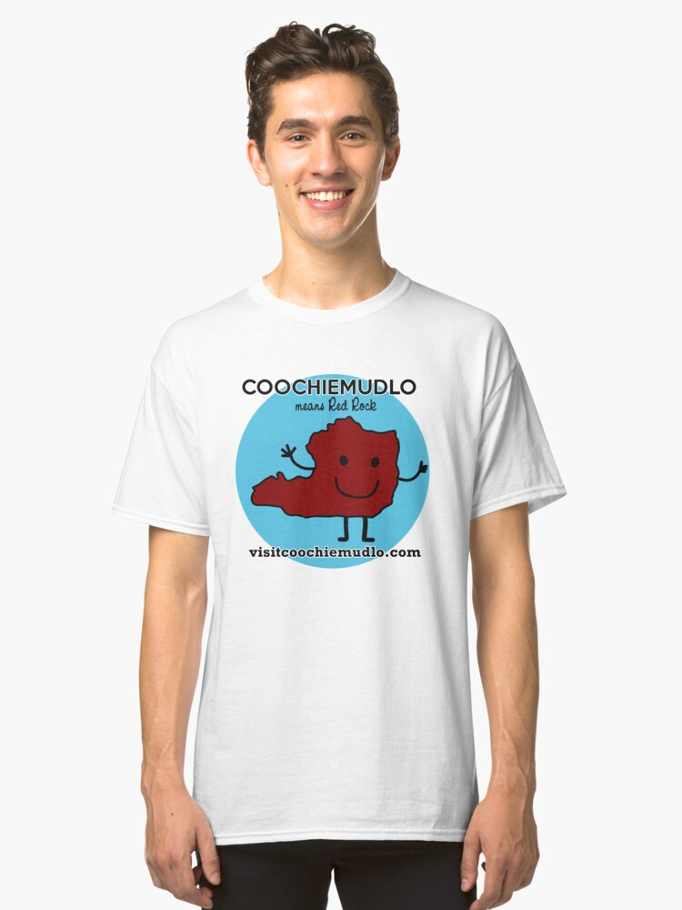 Little Coochiemudlo Classic T-Shirt Front