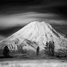 Moody Mountain by Linda Cutche
