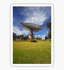 Parkes Observatory Sticker