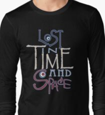 Lost In Time & Space Long Sleeve T-Shirt