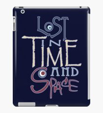 Lost In Time & Space iPad Case/Skin