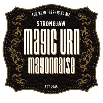 Strongjaw Magic Mayonnaise by thorhallericson