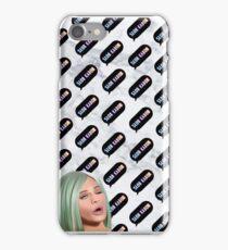 Kylie Jenner Slob Kabob Meme iPhone Case/Skin