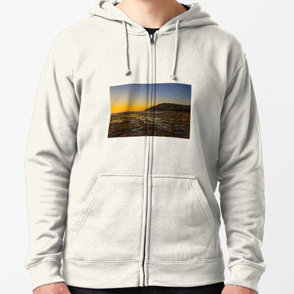 Bridgewater Bay, Blairgowrie, Mornington Peninsula, Victoria, Australia Zipped Hoodie