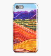 Dreaming of the Flinders Ranges iPhone Case/Skin
