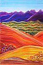 Dreaming of the Flinders Ranges by Georgie Sharp