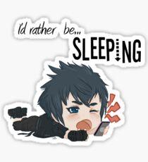 I'd Rather Be... Noctis Sticker