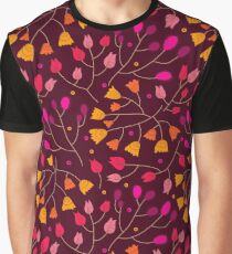 Floral seamless pattern. Flowers Graphic T-Shirt
