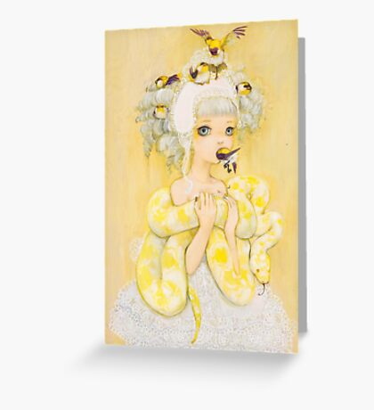 MARK RYDEN PHONE CASE Greeting Card
