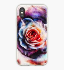 Artistic - XXV - Abstract Rose iPhone Case