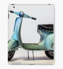 Model Moped iPad Case/Skin