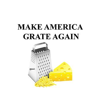 Make America Grate Again by DNASurfboards