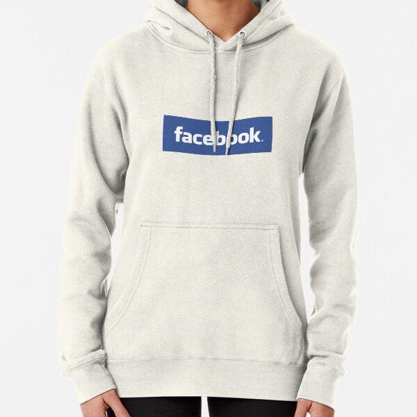 Facebook Pullover Hoodie