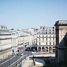 Parisian view by Vickie Simons