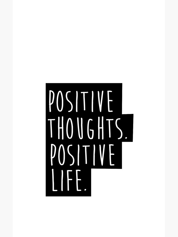 motivational inspirational positivity good vibes quote poster picture typography