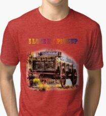I Love My Pickup Tri-blend T-Shirt
