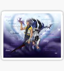 Keyblade Masters Sticker