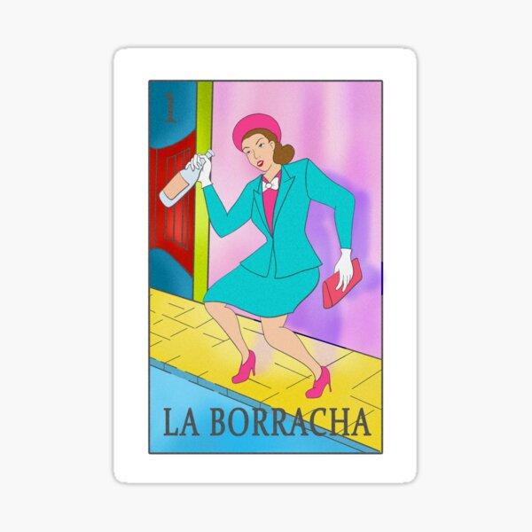 La Boracha Sticker