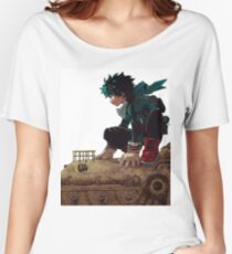 My Hero Academia #04 Women's Relaxed Fit T-Shirt