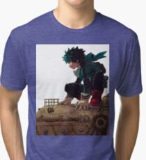 My Hero Academia #04 Tri-blend T-Shirt