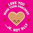 Character Building - Valentines - Pancakes - JK by SevenHundred