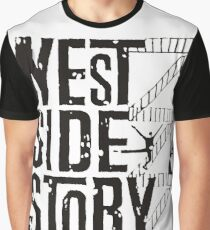 West Side Story logo Graphic T-Shirt