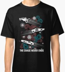 Rocket League Video Game The Chase Funny Gifts Classic T-Shirt